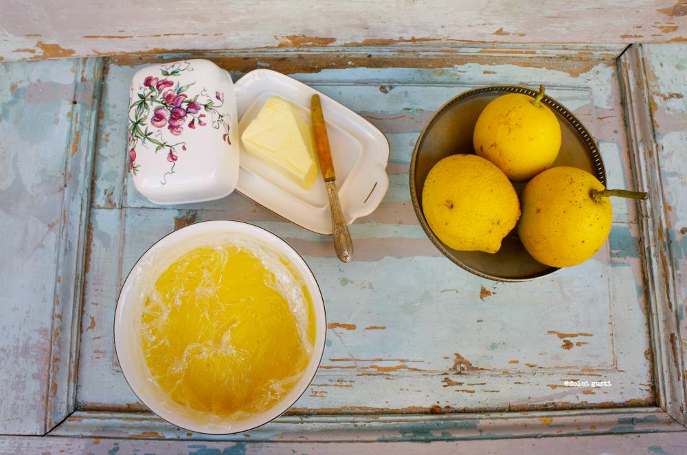 lemon curd ricetta originale