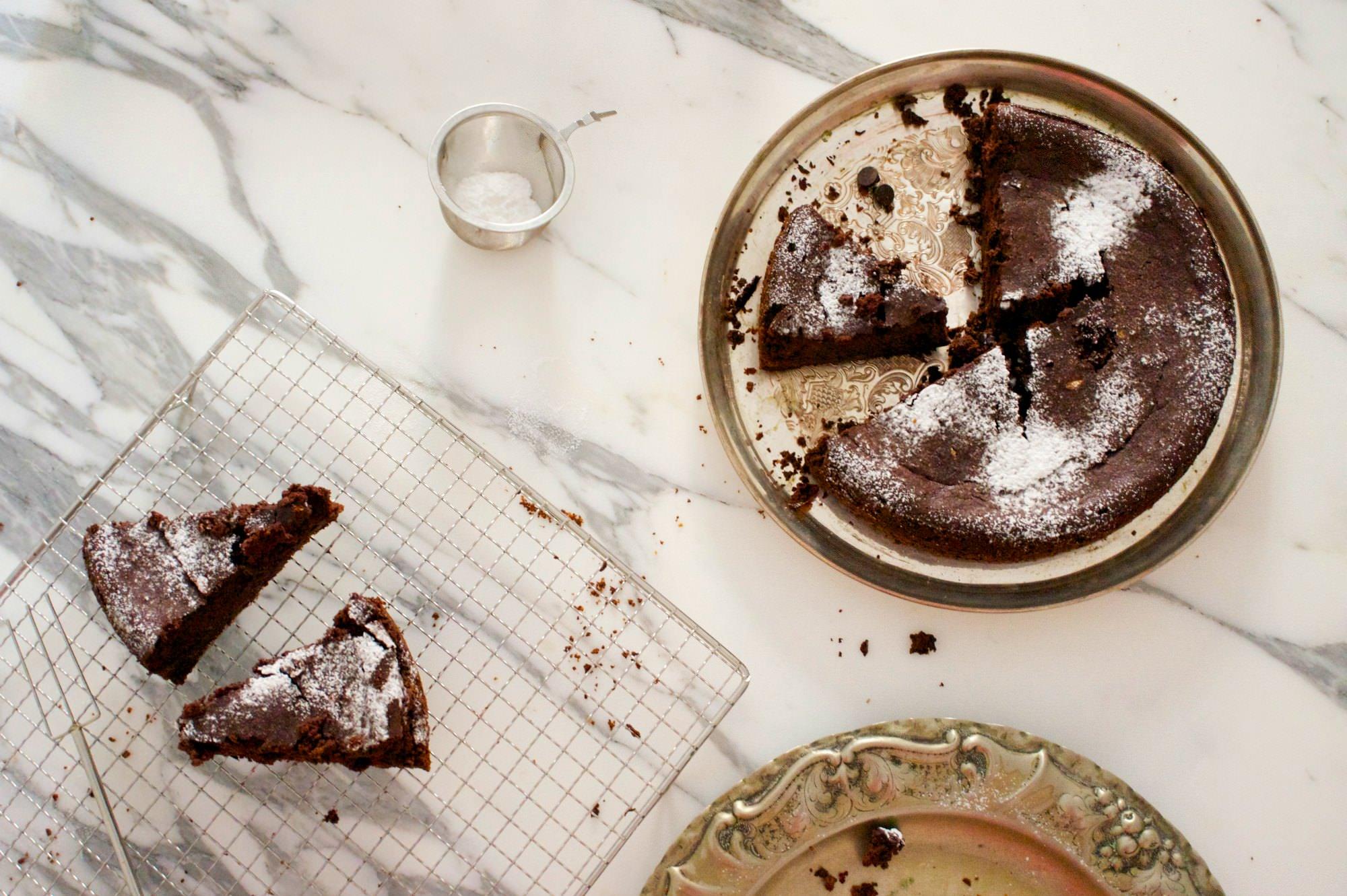 cheesecake con cioccolato dolcevita