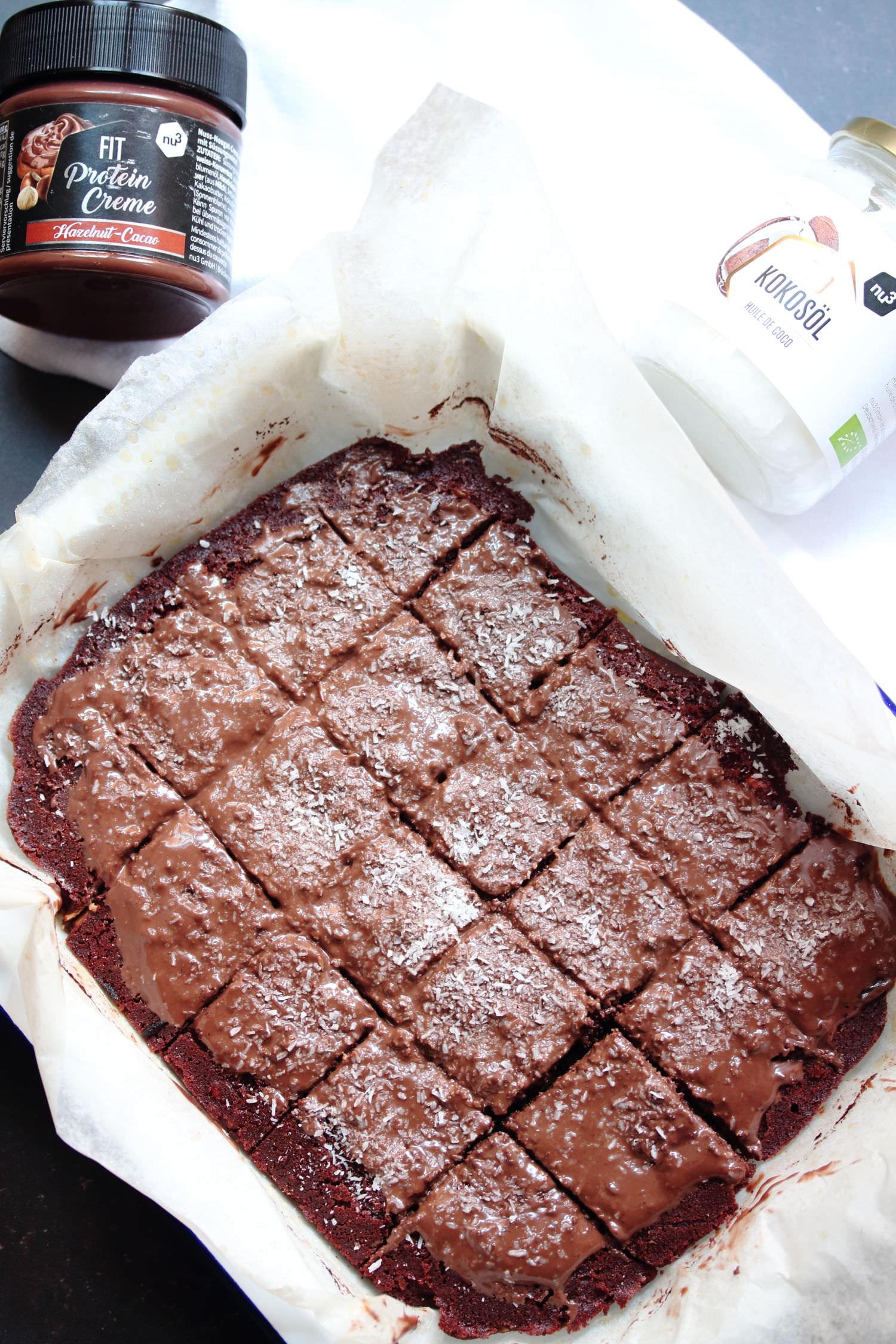 Dolci gusti brownie al cioccolato e olio di cocco dolci gusti - Olio di cocco cucina ...
