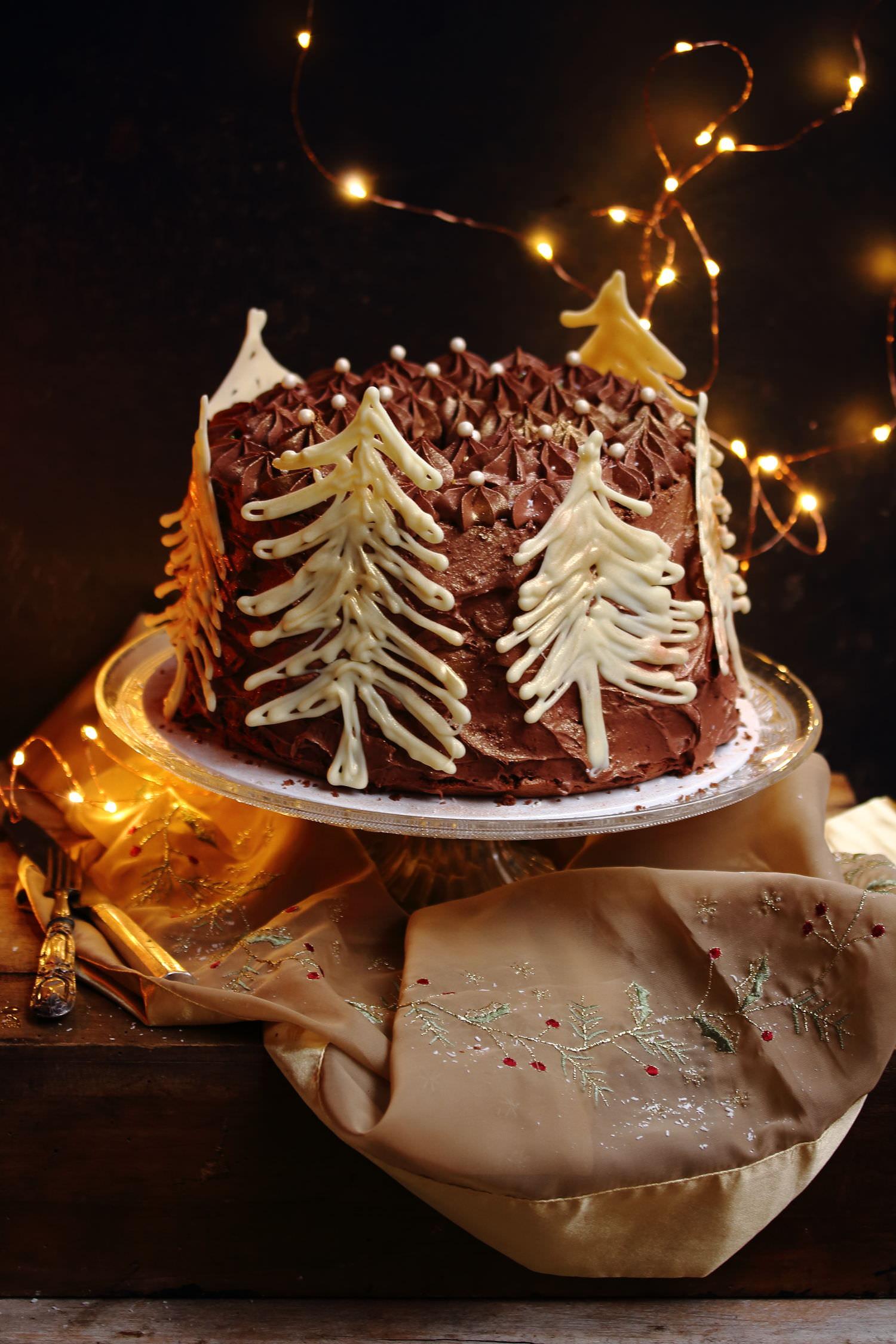 Torte Decorate Per Natale torte scenografiche archivi - dolci gusti